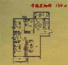 幸福里铂郡,134平,三室两厅两卫,送地下室车位