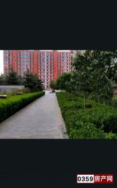 万象华城3室2厅1卫110m²毛坯房,环境优美!