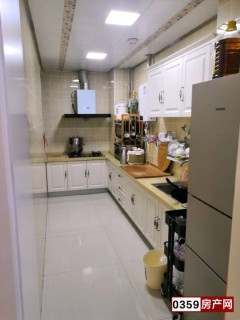 (东城区)水岸华庭·东郡3室2厅1卫121m²简单装修