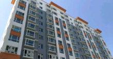 空港尚上府邸3室2厅1卫111.23m²毛坯房位置优越接手赚