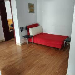 (北城区)四季绿城2室2厅1卫89m²简单装修