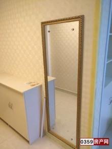 清水茗苑2室2厅1卫88.7m²豪华装修带新家具直接入住