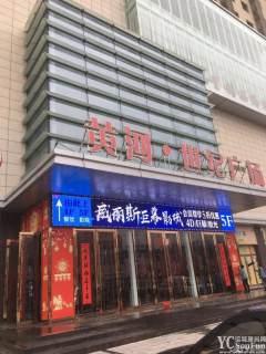 (北城区)黄河世纪广场1室1厅1卫63m²简单装修