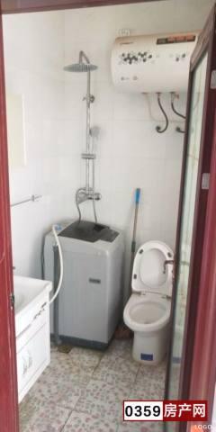 (空港区)左岸凰城1室1厅1卫53m²简单装修