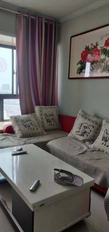 (西城区)凤凰财富广场2室2厅1卫79m²简单装修