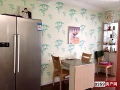 (空港区)紫林雅郡2室2厅1卫84m²简单装修