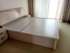 (空港区)明泽园2室2厅1卫85m²简单装修