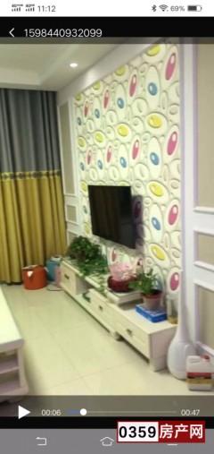 (北城区)舜德佳园2室2厅1卫90m²精装修