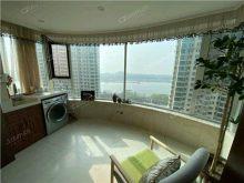 滨湖一号 前后观景大平层 电梯中层豪华装修