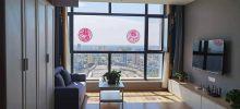华曦北欧公馆1室1厅1卫40万51m²精装修出售  中央空调  自动窗帘