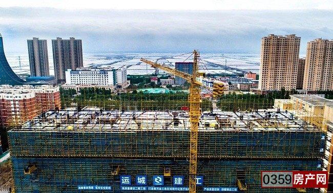 运城市中心医院二期工程项目